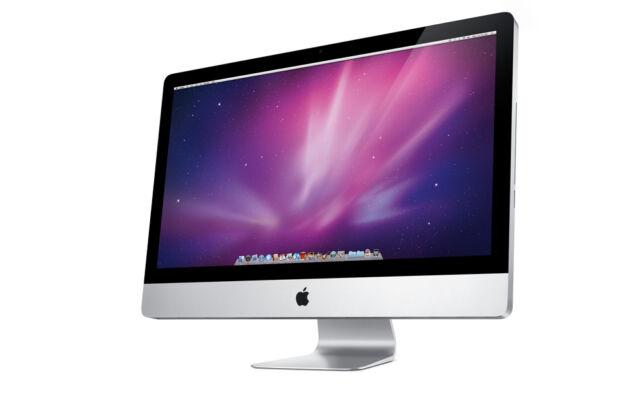 """Apple iMac 21.5"""" MC508B/A (July, 2010) 3.06GHz 4GB RAM 500GB HDD"""