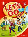 Let's Go: 1: Student Book with Audio CD Pack by Oxford University Press (Mixed media product, 2011)
