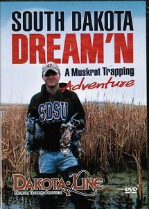 South-Dakota-Dream-039-n-A-Muskrat-Trapping-Adventure-traps-DVD-Mark-Steck