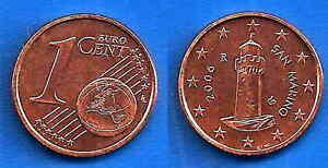 San Marino 1,2 /& 5 Euro Cent 2006 UNC