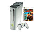 Microsoft Xbox 360 Arcade Banjo Kazooie Bundle 256 MB Matte White Console
