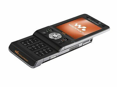 sony ericsson walkman w910i noble black ohne simlock. Black Bedroom Furniture Sets. Home Design Ideas
