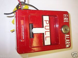 AAMES-SECURITY-SP-1-FIRE-ALARM-PULL-STATION