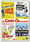 Carry On Collection Vol.1 (DVD, 2008, 4-Disc Set, Box Set)