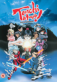 Tenchi Muya Movie Collection - Tenchi Muyo In Love/The Daughter Of...