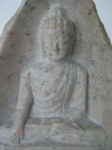 Stone-Buddha-unique-rock-cave-statue-Sage-Shakyamuni