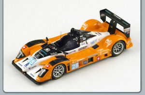 Spark S2553 - Radical Sr9 Performance Le Mans 2010 N ° 28 1/43