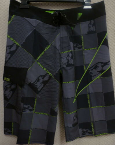 in Valore metallo Shorts di da uomo Mulisha n7WIT7v