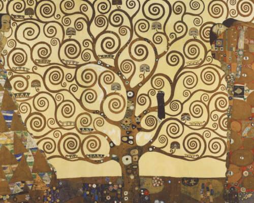 THE TREE OF LIFE Poster Art Medium Size 16x20 Print ~ Gustav Klimt