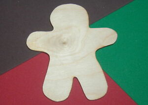 GINGERBREAD-GEORGE-Unfinished-Wood-Shapes-CutOuts-GG183