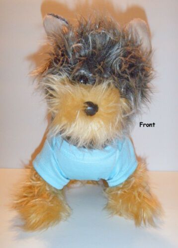 AQUA PEACE SIGN or RED DOG BONE X-SMALL –NWT BLACK DOG PAWS PET T-SHIRT