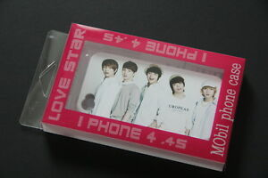 K-POP-SHINee-HD-Photo-Printed-i-phone4-4S-Plastic-Case-Rare-Collectable-Item