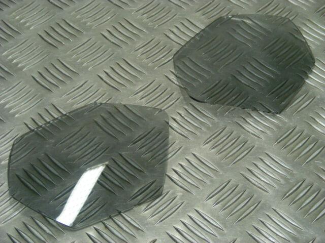 NEW POWERBRONZE HEADLIGHT PROTECTORS LIGHT TINT TRIUMPH TIGER 1200 EXPLORER 2012
