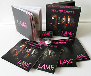 HEARTBREAKERS-039-L-A-M-F-Definitive-Edition-039-4xCD-box-set-Johnny-Thunders-LAMF