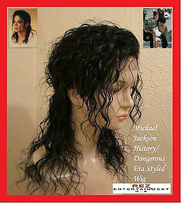 Michael Jackson Wig (ANY ERA NEEDED)