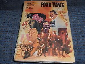 1980 ford mustang bronco ltd fairmont times magazine 11 ebay
