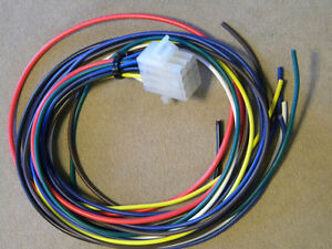 NEW FEDERAL    SIGNAL       PA300       PA300    SS2000    SIREN       WIRING