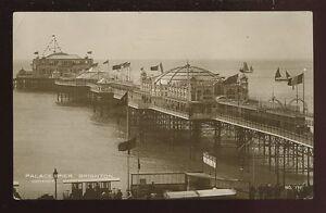 Sussex-BRIGHTON-Palace-Pier-1912-RP-PPC