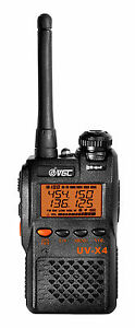 Vero-UV-X4-2m-70cm-Handheld-Radio-Baofeng-UV-3R-Mk2-UK-Seller