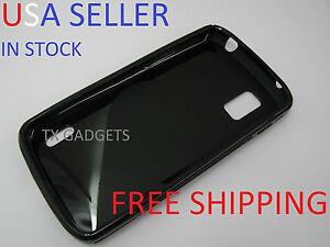 LG-Nexus-4-Black-S-Line-TPU-Gel-Case-For-Google-Phone-FREE-SHIPPING-USA-SELLER