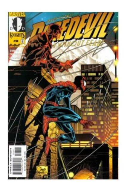 Daredevil #8 (Jun 1999, Marvel)