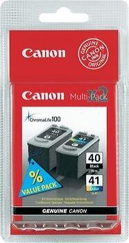 Delizioso Canon Pg-40/cl-41 Ink Cartridge - Multipack   Acquisti Online Su Per Vincere Una Grande Ammirazione Ed è Ampiamente Fidato In Patria E All'Estero.