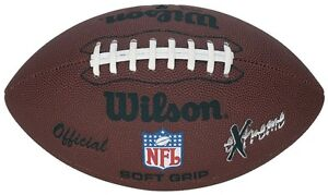 WILSON-NFL-Extreme-American-Football-Official-Flag-Ball