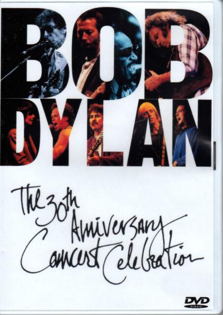 BOB DYLAN 30TH ANNIVERSARY CONCERT CELEBRATION 2-DVD SET clapton harrison petty