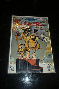 ZOONIVERSE-No-1-of-6-Date-08-1986-Eclipse-Comic-039-s
