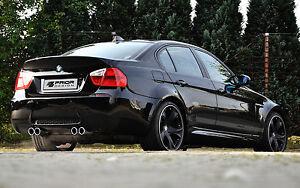 BMW E SERIES SEDAN WIDEBODY M COVERSION FULL KIT I I - 2006 bmw 335i