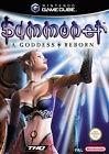 Summoner: A Goddess Reborn (Nintendo GameCube, 2003, DVD-Box)