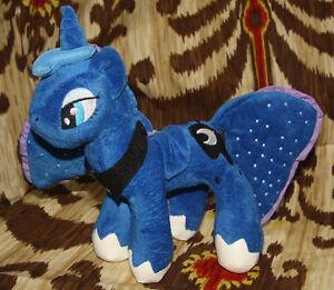 My-Little-Pony-Friendship-is-Magic-Princess-Luna-Plush-Doll-Toy-Handmade-13-Inch
