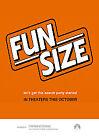 Fun Size (DVD, 2013)