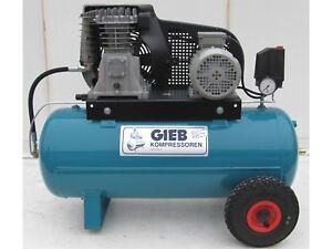 GIEB-Kompressor-Kompressoren-420-90-11-W-230-Volt