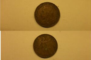 Half Penny Coin 1929 George V - <span itemprop=availableAtOrFrom>Lutterworth, Leicestershire, United Kingdom</span> - Half Penny Coin 1929 George V - Lutterworth, Leicestershire, United Kingdom