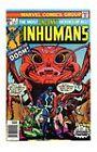 The Inhumans #7 (Oct 1976, Marvel)