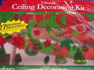 Ultimate-Ceiling-Decorating-Kit-Winter-Christmas-Holiday-Party-Decorations