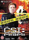 C.S.I. - Crime Scene Investigation - Miami - Series 3 - Vol.2 (DVD, 2006, 3-Disc Set)