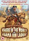 Where in the World is Osama Bin Laden? (DVD, 2008)