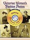 Victorian Women's Fashions Photos by Dover Publications Inc. (Mixed media product, 2006)