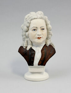 9942381-Bisque-Porcelain-Bust-Handel-Hand-Painted-Wagner-amp-Apel-Thuringia-H15cm