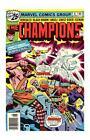 The Champions #6 (Jun 1976, Marvel)