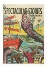 Spectacular Stories Magazine #3 (Sep 1950, Fox)
