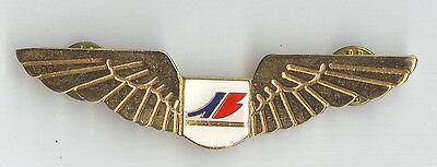 1980s-1990s Air Botswana Airlines PILOT Wings Badge