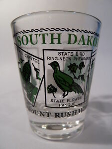 SOUTH-DAKOTA-SCENERY-GREEN-SHOT-GLASS-SHOTGLASS
