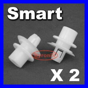 SMART-CAR-BODY-PANEL-CLIPS-PLASTIC-FIXING-REAR-ARCH-FORTWO-CITY-COUPE-450-MODELS