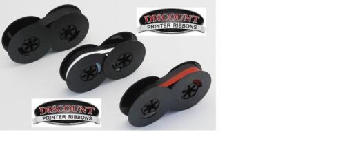 Olivetti Studio 45 Typewriter Ink Ribbon Value Pack 3 Pack + Free Shipping