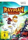 Rayman Origins (Nintendo Wii, 2011, DVD-Box)