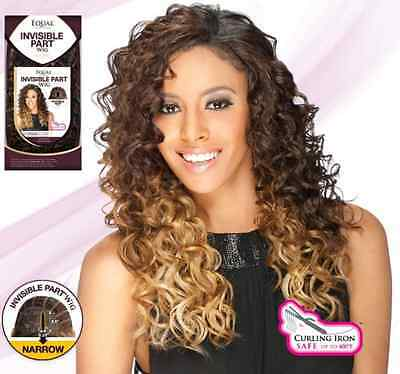 FreeTress Equal Synthetic Hair Invisable Part Wig - Stage