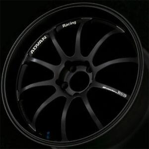 Gesellschaftli-RS-D-Deep-Dish-Matt-Schwarz-BMW-E46-E90-E92-M3-Alloys-19-034-Split-Set-Z1369-70